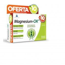 Magnesium OK 30 + 10 Comprimidos