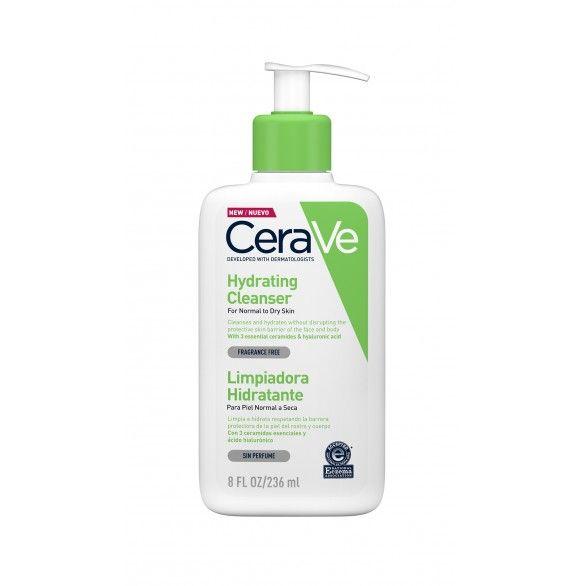 CeraVe Hydrating Creme de Limpeza PNS 236ml
