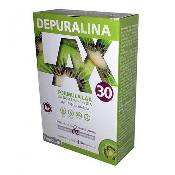 Depuralina LAX 30 comprimidos