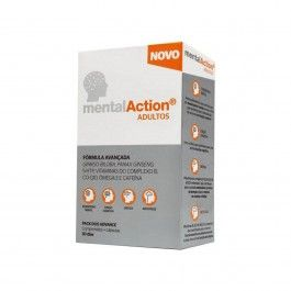 MentalAction Adultos 30 Comprimidos + 30 Cápsulas