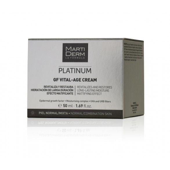 MartiDerm Platinum GF Vital Age Cream PNM 50ml