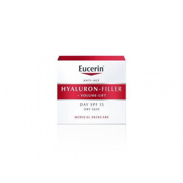 Eucerin Hyaluron-Filler + Volume-Lift PS Creme de Dia 50ml