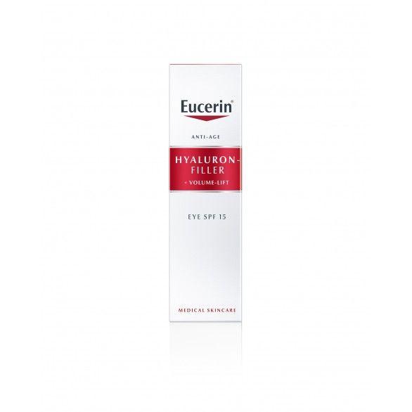 Eucerin Volume-Filler Creme Lifting Contorno de Olhos SPF15 15ml