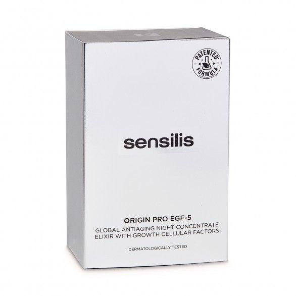 Sensilis Origin Pro EGF5 Elixir Concentrado de Noite 30ml