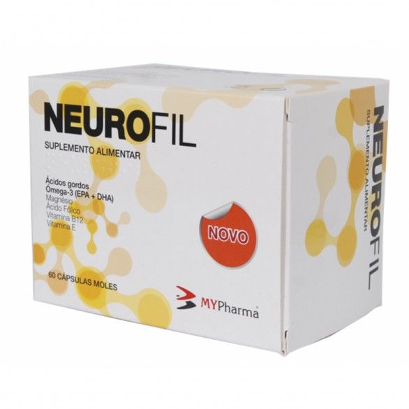Neurofil 60 Cápsulas