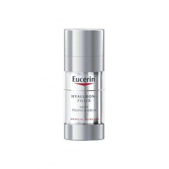 Eucerin Hyaluron-Filler Sérum & Peeling Noite 30ml