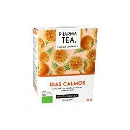 Pharma Tea Chá Dias Calmos 20 Saquetas