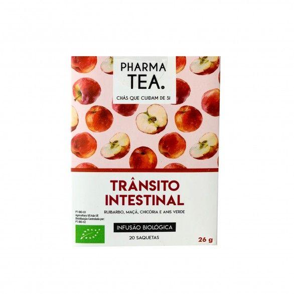 Pharma Tea Chá Trânsito Intestinal 20 Saquetas