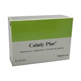 Calmly Plus 30 Cápsulas