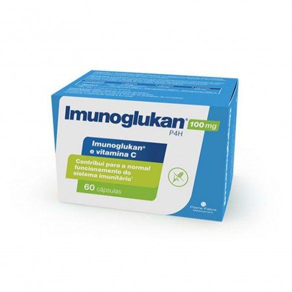 Imunoglukan P4h 60 Cápsulas