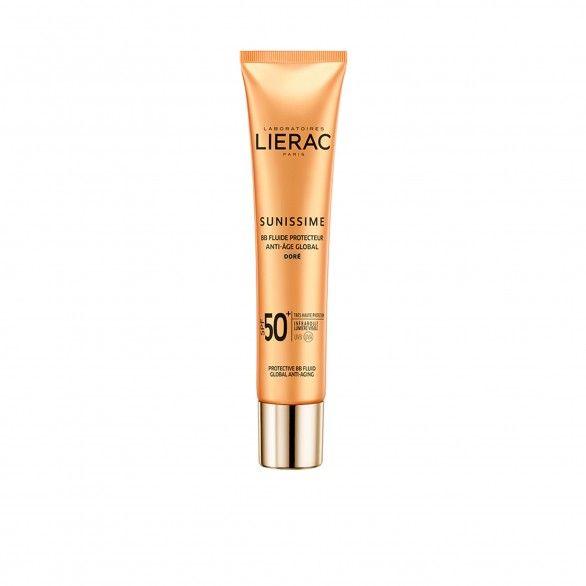 Lierac Sunissime Fluído BB Protetor Dourado SPF50+ 40ml