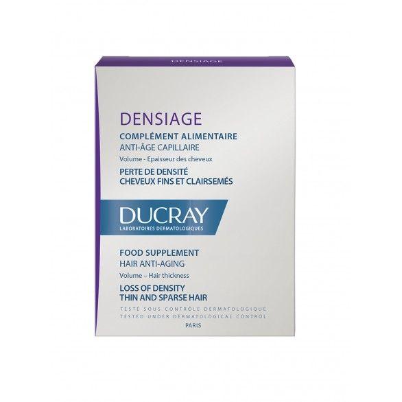 Ducray Densiage Suplemento Capilar Antienvelhecimento 30 Comprimidos