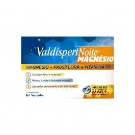 Valdispertnoite Magnesio 40 Comprimidos