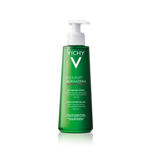 Vichy Normaderm Phytosolution Gel de Limpeza Purificante Intensivo 200ml