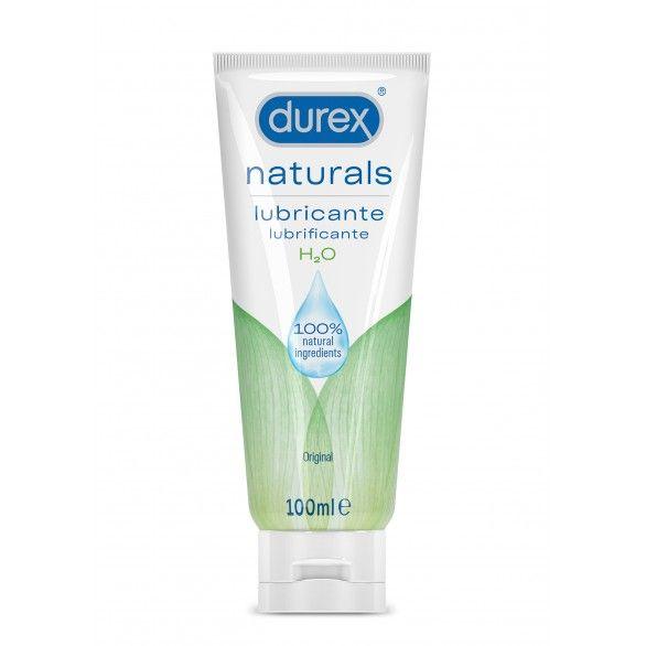Durex Naturals Natural Gel Lubrificante 100ml