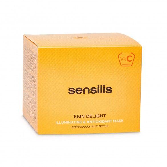 Sensilis Skin Delight Vitamina C Máscara 150ml
