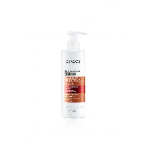 Dercos Kera Solution Shampoo Reconstituinte 250ml