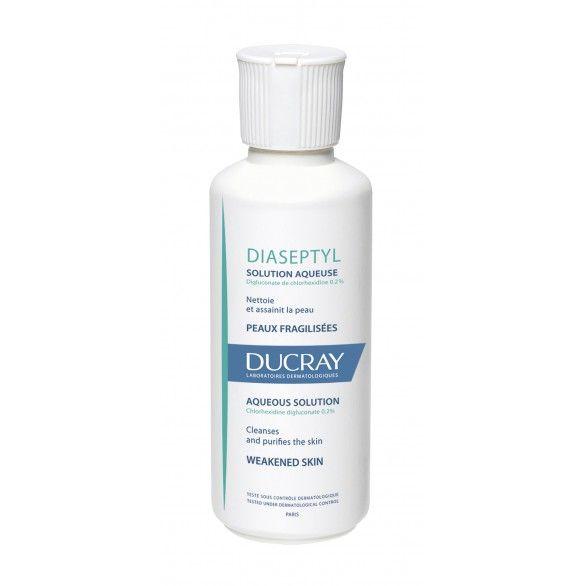 Ducray Diaseptyl Solução Aquosa 125ml