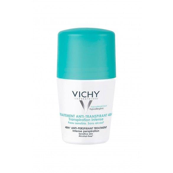 Vichy Deo Roll On Transpiração Intensa 50ml