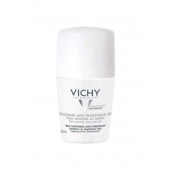 Vichy Deo Roll On Sensível 50ml