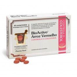 BioActivo Arroz Vermelho 60 Comprimidos