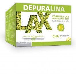 Depuralina LAX Infantil 25 Saquetas