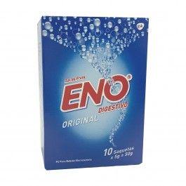 Eno Digestivo Original 10 Saquetas