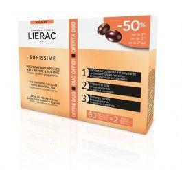 Lierac Sunissime Duo Cápsulas 30 Unidade(s) com Desconto de 50% na 2ª Embalagem