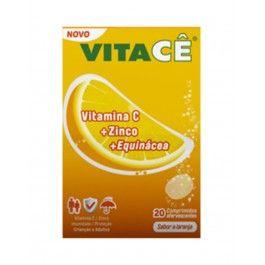 Vitace 20 Comprimidos Efervescentes