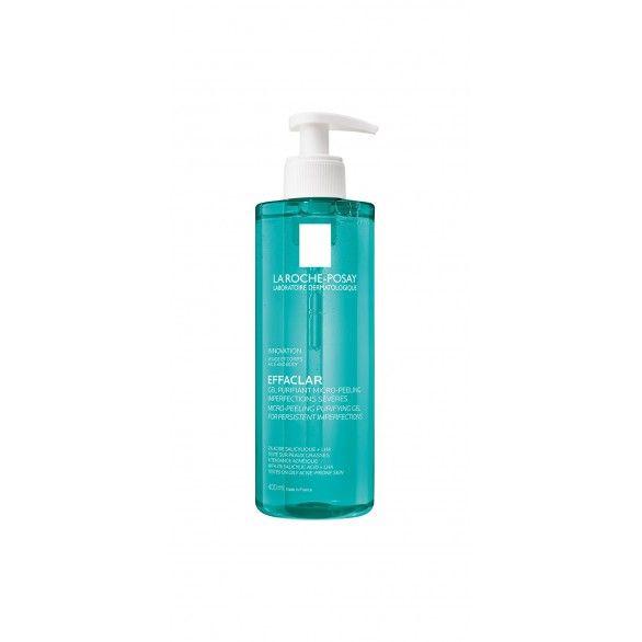 La Roche Posay Effaclar Gel Purificante Micro Peeling 400ml