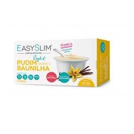 Easyslim Pudim Light Baunilha 250g