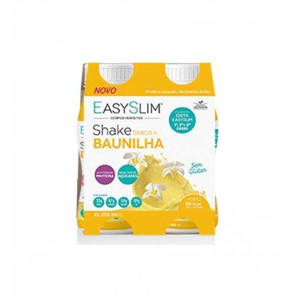 Easyslim Shake Baunilha 2x250ml