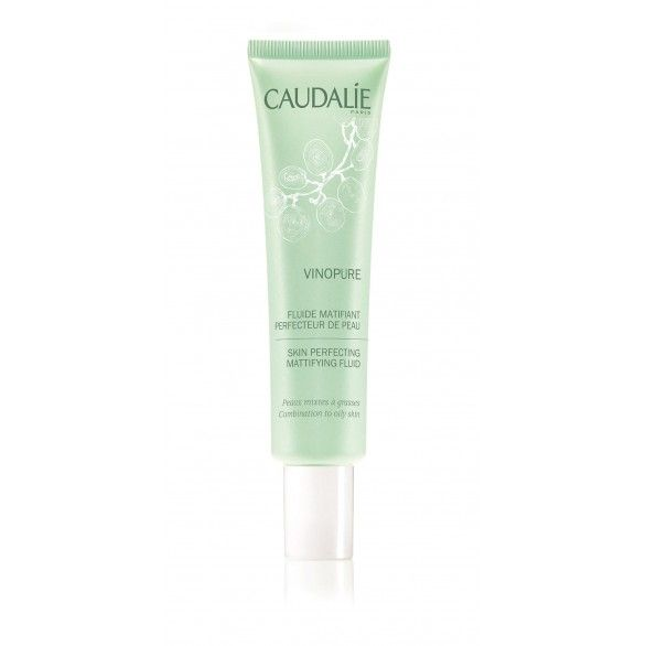 Caudalie Fluido Vinopure Skin Perfecting Aperfeiçoador Matificante 40ml