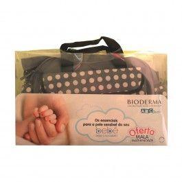 ABCDerm Bioderma Mala de Maternidade Cinzenta