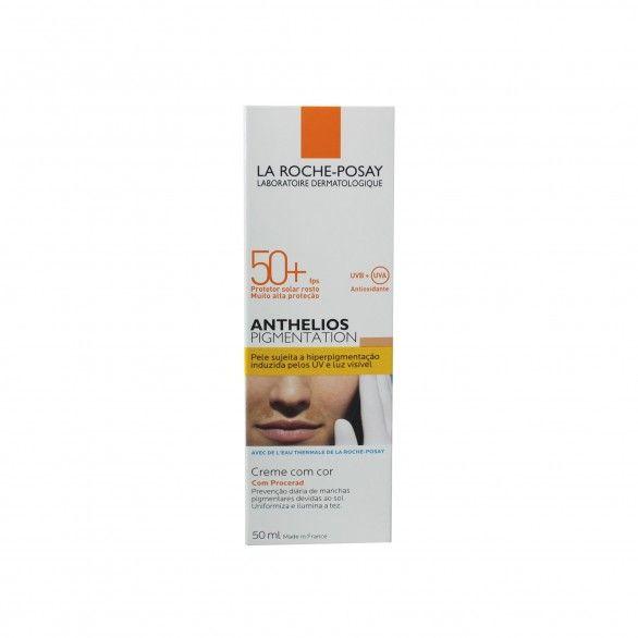 La Roche Posay Anthelios Protetor com Cor SPF50+ 50ml