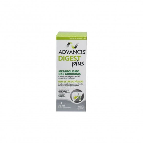 Advancis Digest Plus Conta Gotas 30ml sol oral gta