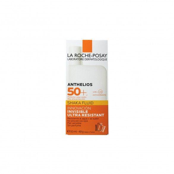 La Roche Posay Anthelios Shaka Fluido Ultra Resistente SPF50+ Sem Perfume 50ml