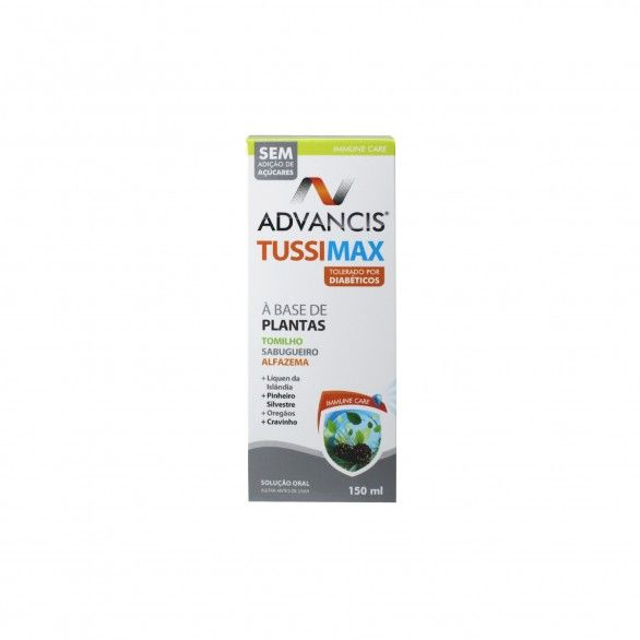 Advancis Tussimax 150ml