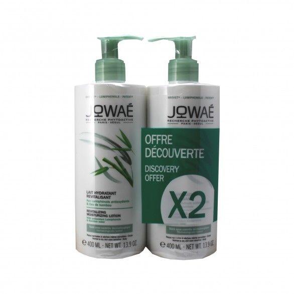 Jowaé Revitalizing Loção Hidratante 2x400ml