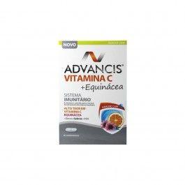 Advancis Vitamina C + Equinácia 30 Comprimidos