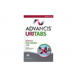 Advancis Uritabs 30 comprimidos