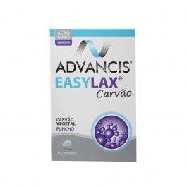Advancis Easylax Carvão 45 Comprimidos