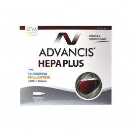 Advancis Hepa Plus 20x15ml