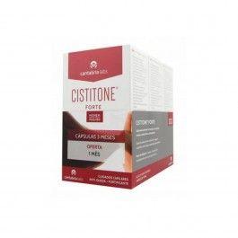 Cistitone Forte 3x60 Cápsulas Oferta de 1 Embalagem