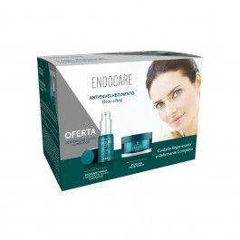 Endocare Tensage Creme Tensor 50 ml com Oferta de Contorno de Olhos Iluminador 15 ml