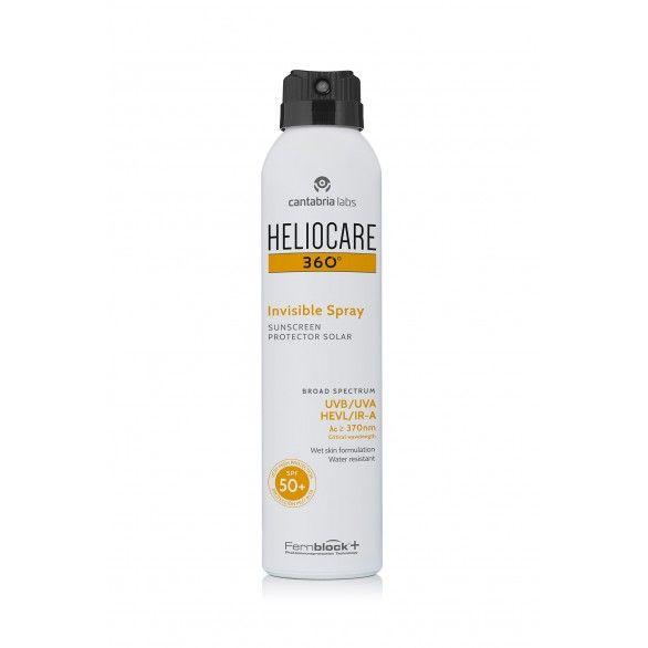 Heliocare 360º Invisible Bruma Spray SPF50+ 200ml