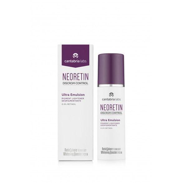 Neoretin Discrom Control Ultra Emulsão Despigmentante 30ml
