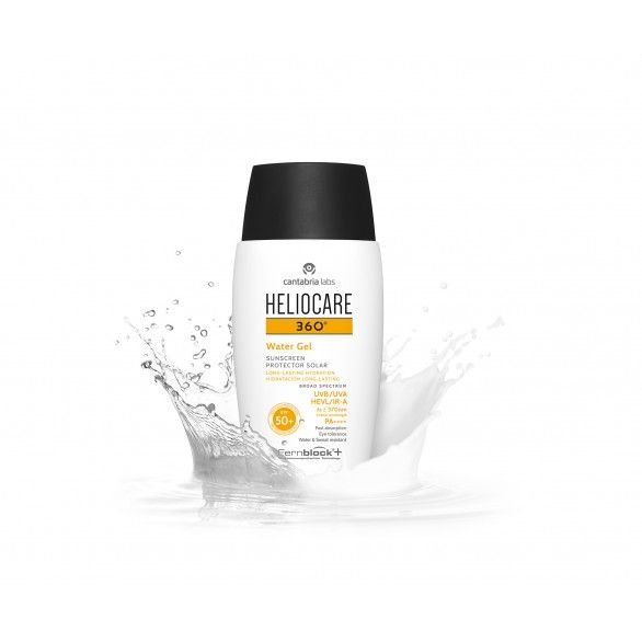 Heliocare 360º Water Gel SPF50+ 50ml