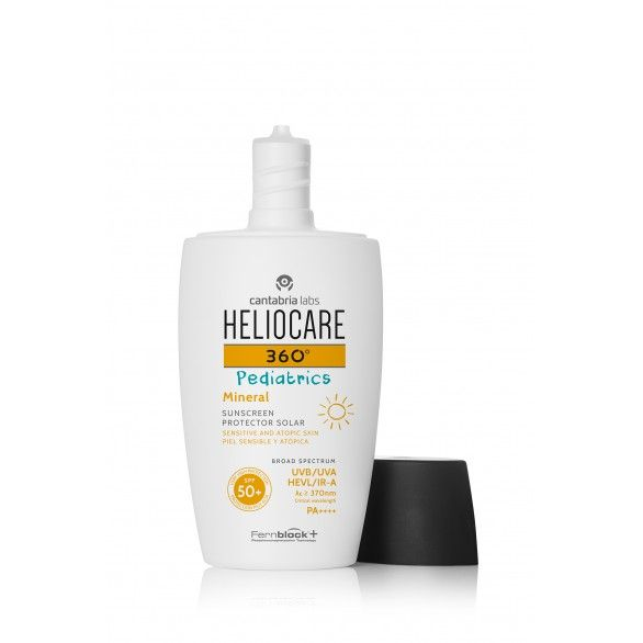 Heliocare 360º Pediatrics Mineral SPF50+ 50ml