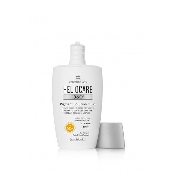 Heliocare 360 Pigment Solution Fluido SPF50+ 50ml